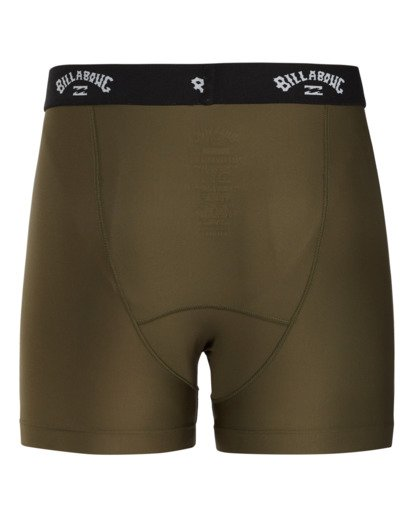 3 Daily Surf Undershort Green MR881BDE Billabong