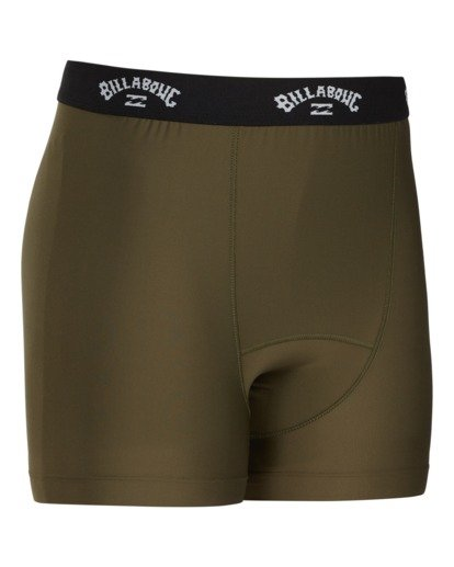 2 Daily Surf Undershort Green MR881BDE Billabong