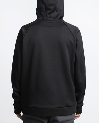1 Downhill Hoodie Black MSN6VBDH Billabong