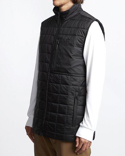 1 Storm Insulator Vest Black MSN6VBSV Billabong
