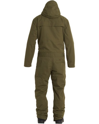 10 Fuller Suit Green MSNF3BFU Billabong
