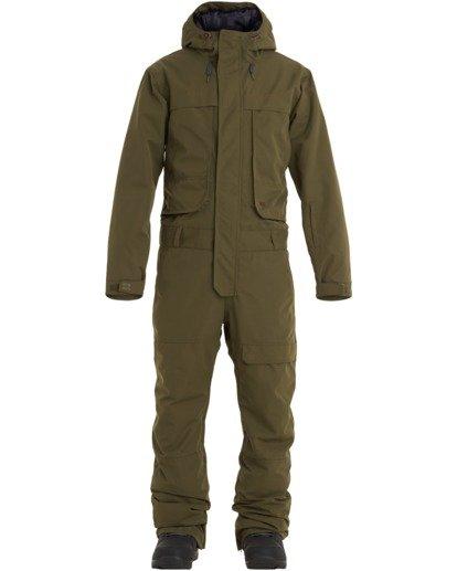 9 Fuller Suit Green MSNF3BFU Billabong