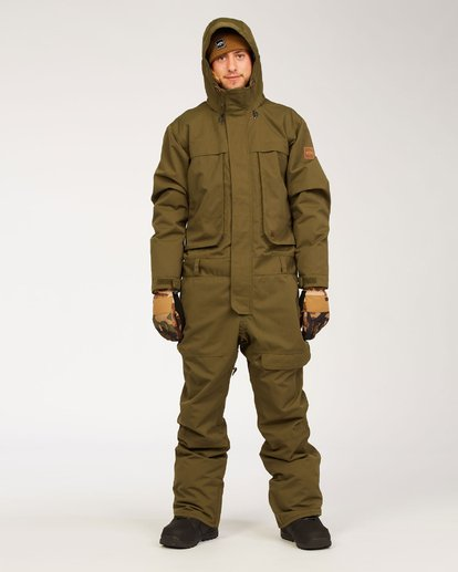 8 Fuller Suit Green MSNF3BFU Billabong
