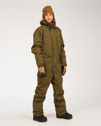 2 Fuller Suit Green MSNF3BFU Billabong