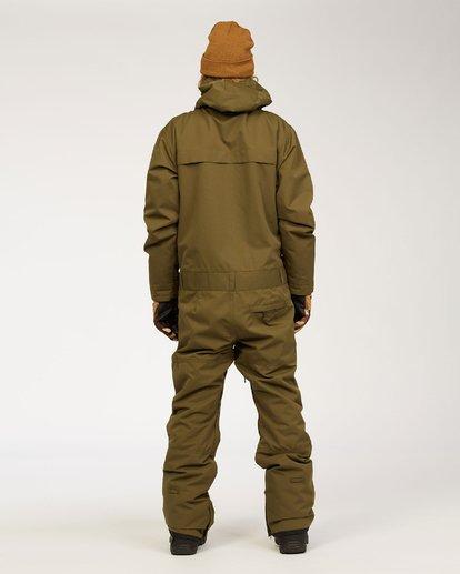3 Fuller Suit Green MSNF3BFU Billabong