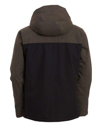 9 All Day Jacket Grey MSNJ3BAD Billabong