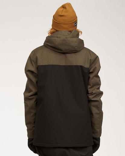 1 All Day Jacket Grey MSNJ3BAD Billabong