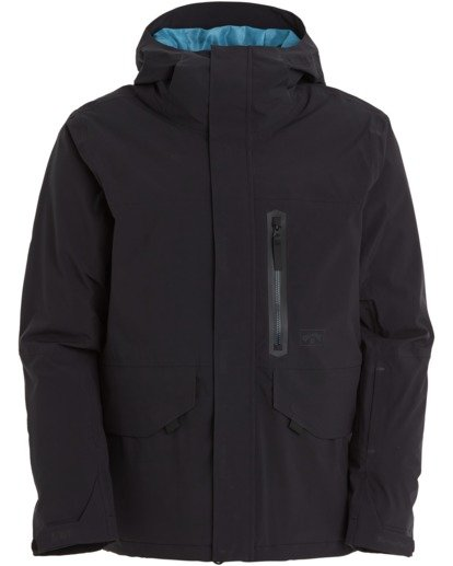 9 Delta Stx Jacket Black MSNJ3BDS Billabong