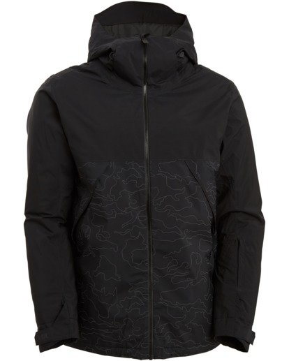 10 Expedition Jacket Black MSNJ3BEX Billabong