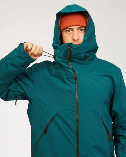 8 Expedition Jacket Multicolor MSNJ3BEX Billabong