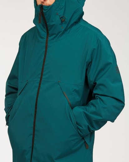 9 Expedition Jacket Multicolor MSNJ3BEX Billabong