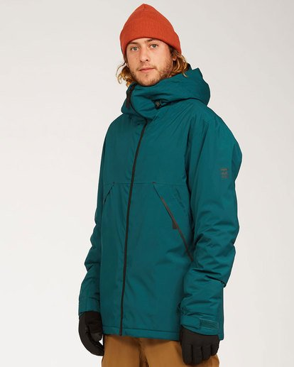 1 Expedition Jacket Multicolor MSNJ3BEX Billabong