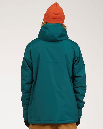 2 Expedition Jacket Multicolor MSNJ3BEX Billabong