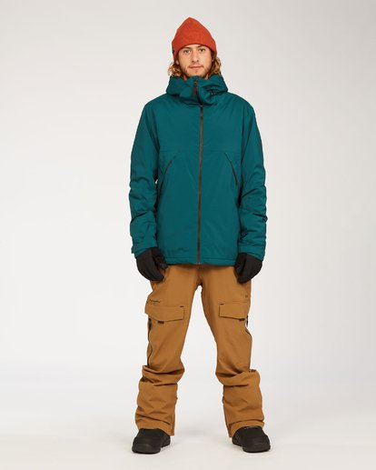 3 Expedition Jacket Multicolor MSNJ3BEX Billabong