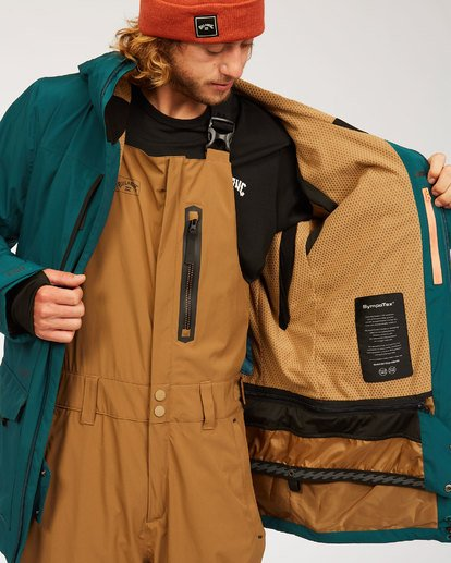4 Prism Stx Jacket Multicolor MSNJ3BPS Billabong