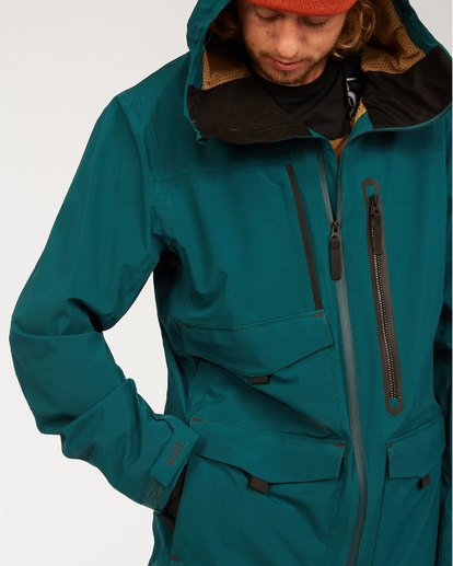 6 Prism Stx Jacket Multicolor MSNJ3BPS Billabong
