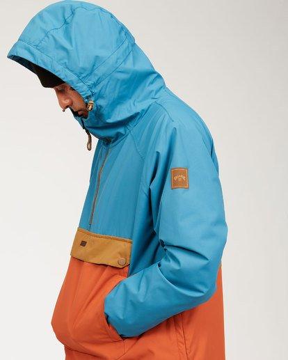 7 Stalefish Jacket Blue MSNJ3BSA Billabong