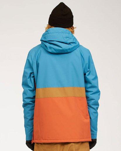 2 Stalefish Jacket Blue MSNJ3BSA Billabong