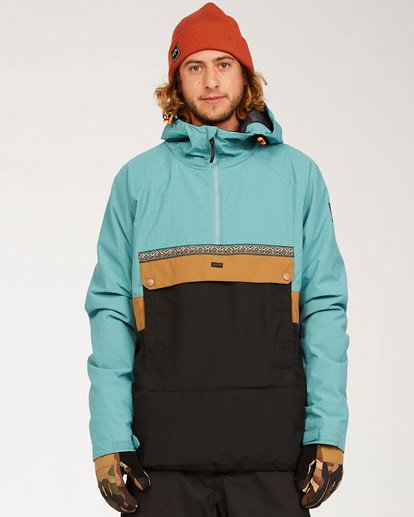 0 Stalefish Jacket Grey MSNJ3BSA Billabong