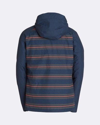 12 Men's All Day Solid Outerwear Jacket Multicolor MSNJQADI Billabong