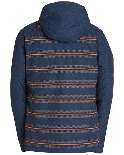 10 Men's All Day Solid Outerwear Jacket Multicolor MSNJQADI Billabong