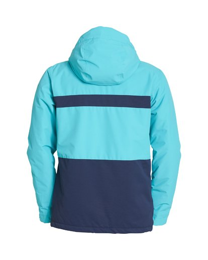 8 All Day Snow Jacket Blue MSNJVBAD Billabong