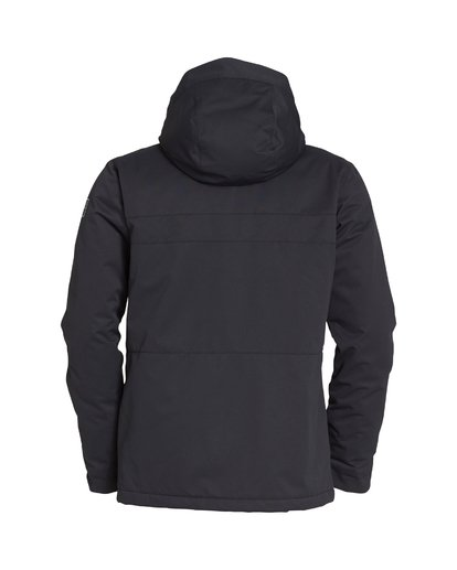 6 All Day Snow Jacket Black MSNJVBAD Billabong