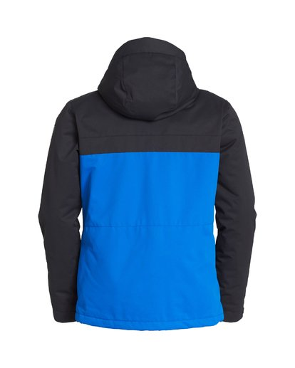 7 All Day Snow Jacket Blue MSNJVBAD Billabong