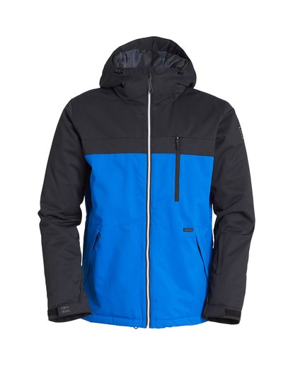 6 All Day Snow Jacket Blue MSNJVBAD Billabong