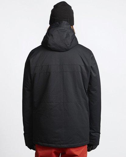 2 All Day Snow Jacket Black MSNJVBAD Billabong