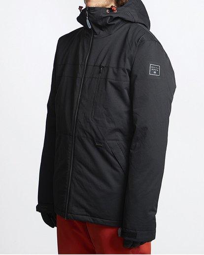 1 All Day Snow Jacket Black MSNJVBAD Billabong