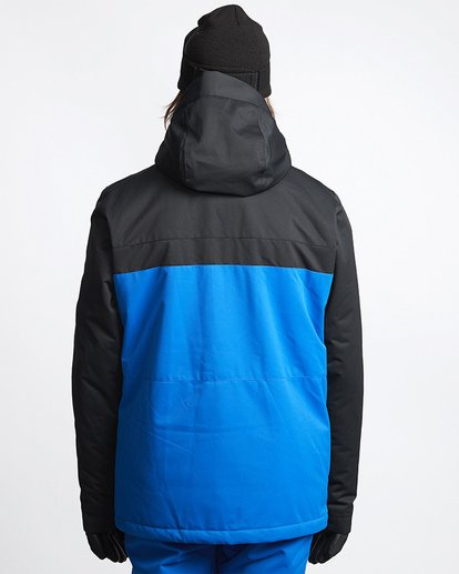3 All Day Snow Jacket Blue MSNJVBAD Billabong