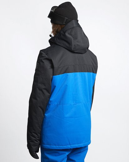 2 All Day Snow Jacket Blue MSNJVBAD Billabong