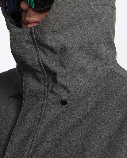 7 Adversary Snow Jacket Grey MSNJVBAY Billabong