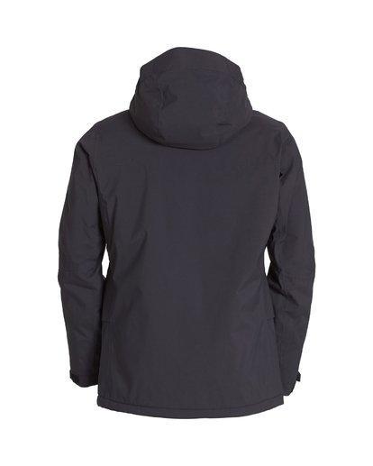 8 Delta Snow Jacket Black MSNJVBDS Billabong