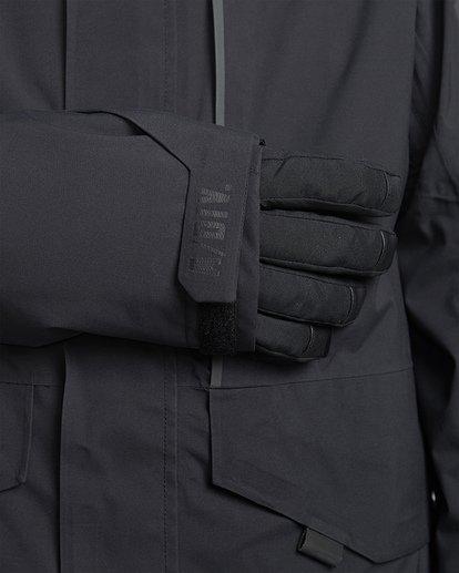 5 Delta Snow Jacket Black MSNJVBDS Billabong