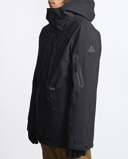 1 Delta Snow Jacket Black MSNJVBDS Billabong