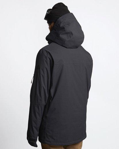 2 Delta Snow Jacket Black MSNJVBDS Billabong