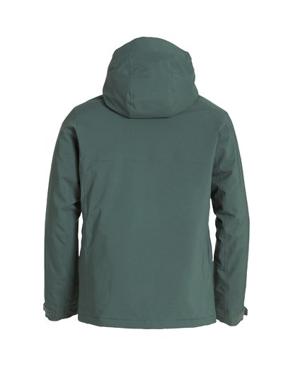 7 Expedition Snow Jacket Green MSNJVBEX Billabong