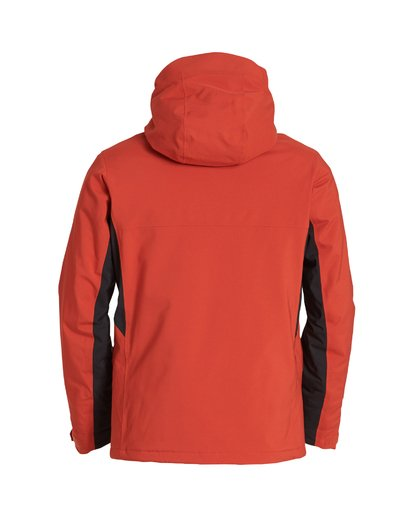 6 Expedition Snow Jacket Red MSNJVBEX Billabong