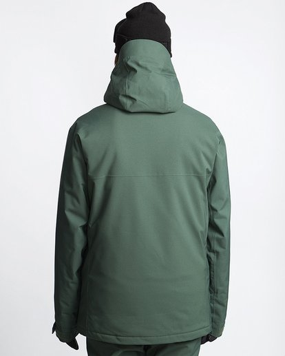 3 Expedition Snow Jacket Green MSNJVBEX Billabong