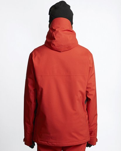 2 Expedition Snow Jacket Red MSNJVBEX Billabong