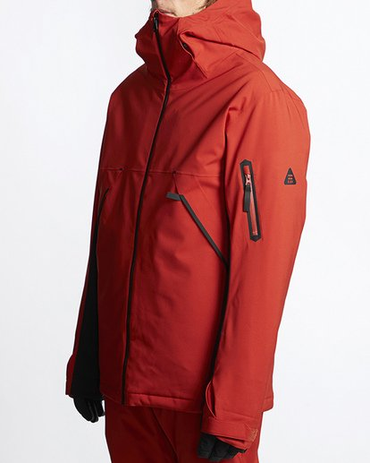 1 Expedition Snow Jacket Red MSNJVBEX Billabong