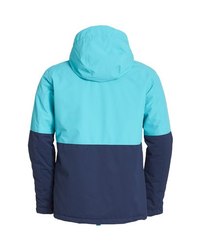 7 Fifty 50 Snow Jacket Blue MSNJVBFF Billabong