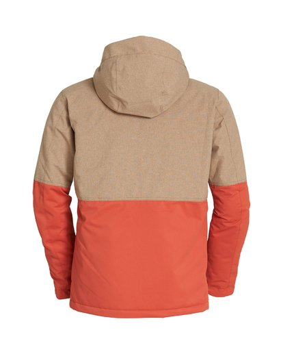 7 Fifty 50 Snow Jacket Multicolor MSNJVBFF Billabong