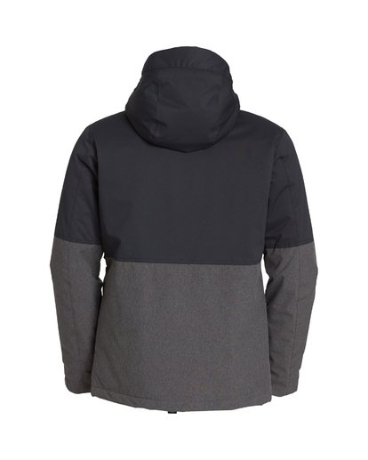 7 Fifty 50 Snow Jacket Grey MSNJVBFF Billabong