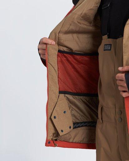 5 Fifty 50 Snow Jacket Multicolor MSNJVBFF Billabong