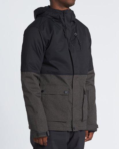 2 Fifty 50 Snow Jacket Grey MSNJVBFF Billabong