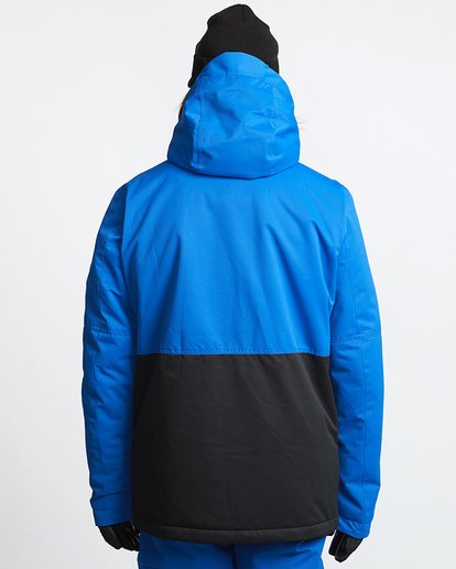 3 Fifty 50 Snow Jacket Blue MSNJVBFF Billabong