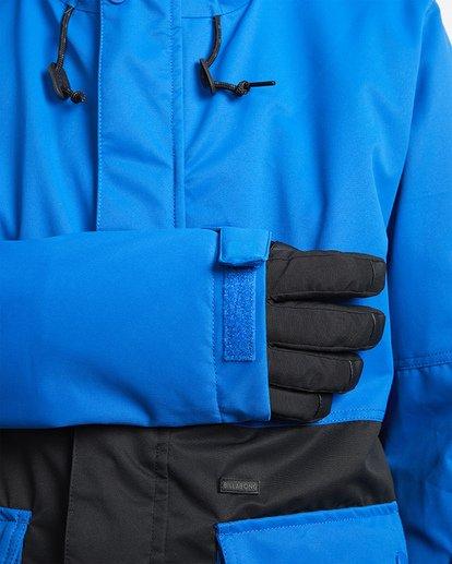 4 Fifty 50 Snow Jacket Blue MSNJVBFF Billabong